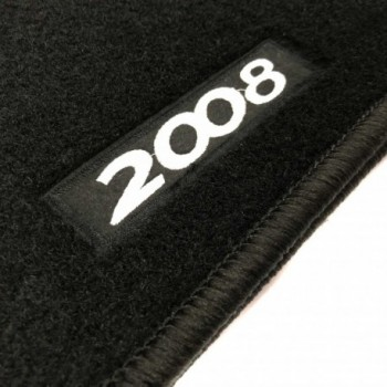 Tapis Peugeot 2008 Hybride (2018 - actualité)