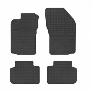 Tapis Toyota Hilux Cabine simple (2018 - actualité) Caoutchouc - Le Roi du Tapis®