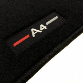 Tapis Audi A4 B8 Berline (2008 - 2015) logo sur mesure