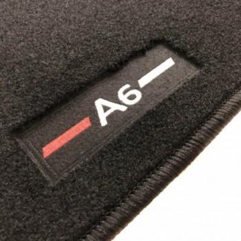 Tapis Audi A6 C8 (2018-actualité) S-line sur mesure