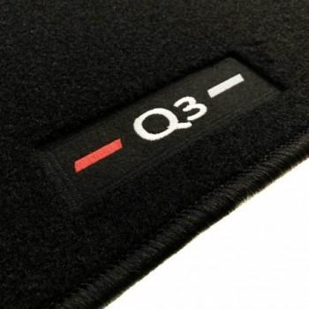 Tapis Audi Q3 (2019-actualité) S-line sur mesure