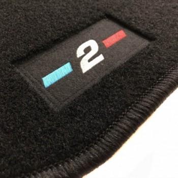 Tapis BMW Série 2 F22 Coupé (2014 - actualité) logo sur mesure