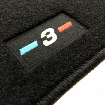 Tapis BMW Série 3 E36 Compact (1994 - 2000) logo sur mesure