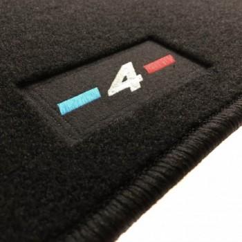 Tapis BMW Série 4 F33 Cabriolet (2014 - actualité) logo sur mesure