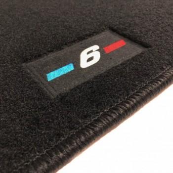 Tapis BMW Série 6 GT logo sur mesure