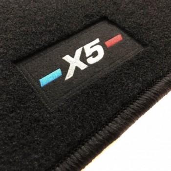 Tapis BMW X5 G05 (2019-actualité) logo sur mesure