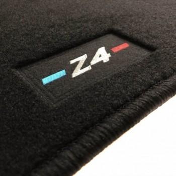 Tapis BMW Z4 E89 (2009 - 2018) logo sur mesure