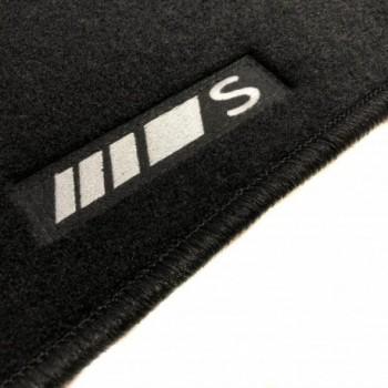 Tapis Mercedes Classe S W222 (2013 - actualité) logo sur mesure