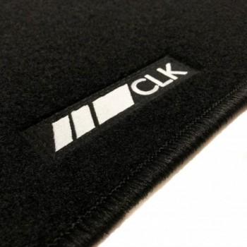 Tapis Mercedes CLK C209 Coupé (2002 - 2009) logo sur mesure