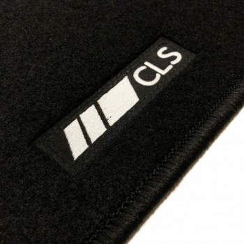 Tapis Mercedes CLS C218 Coupé (2011 - 2014) logo sur mesure