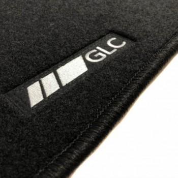 Tapis Mercedes GLC C253 Coupé (2016 - actualité) logo sur mesure