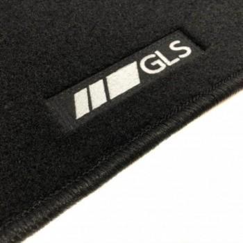 Tapis Mercedes GLS X166 5 sièges (2016 - actualité) logo sur mesure