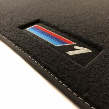 Tapis BMW Série 1 E87 5 portes (2004 - 2011) Velour M Competition