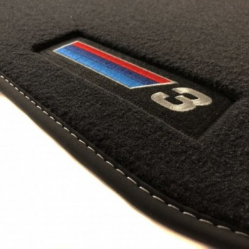 Tapis BMW Série 3 E91 Break (2005 - 2012) Velour M Competition