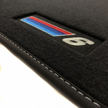 Tapis BMW Série 6 GT Velour M Competition