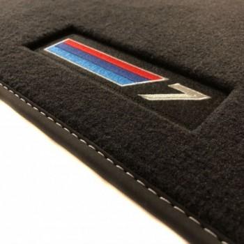 Tapis BMW Série 7 F01 court (2009-2015) Velour M-Competition