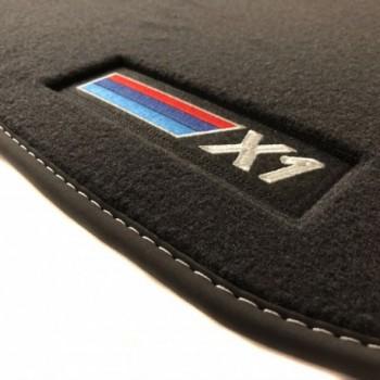 Tapis BMW X1 E84 (2009 - 2015) Velour M Competition