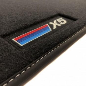 Tapis BMW X5 G05 (2019-actualité) Velour M-Competition