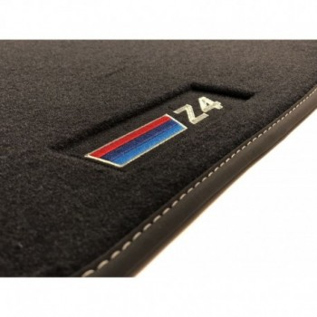 Tapis BMW Z4 E85 (2002 - 2009) Velour M Competition