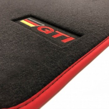 Tapis Volkswagen Jetta (2011-actualité) Velour GTI