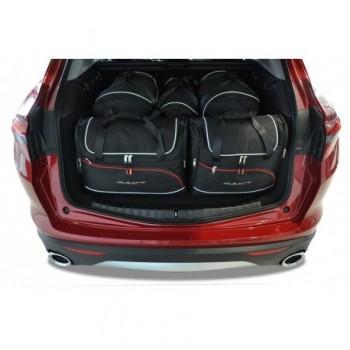 Kit de valises sur mesure pour Alfa Romeo Stelvio