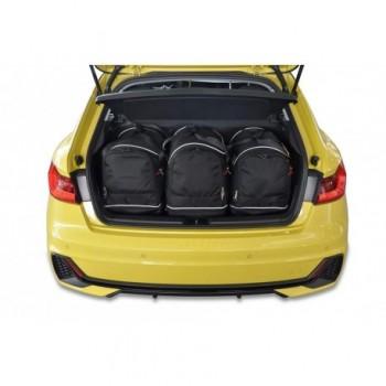 Kit de valises sur mesure pour Audi A1 (2018 - actualité)