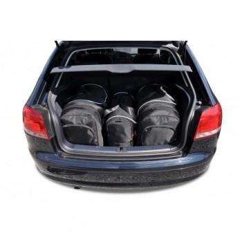 Kit de valises sur mesure pour Audi A3 8P Hatchback (2003 - 2012)