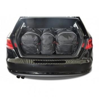 Kit de valises sur mesure pour Audi A3 8VA Sportback (2013 - actualité)