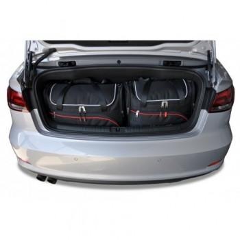 Kit de valises sur mesure pour Audi A3 8V7 Cabriolet (2014 - actualité)
