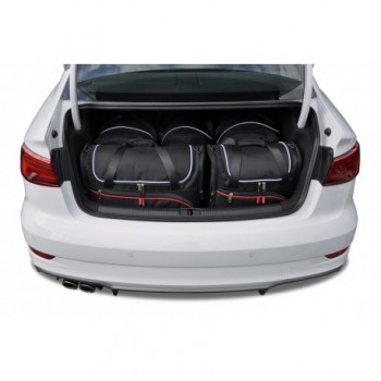 Kit de valises sur mesure pour Audi A3 8V Berline (2013 - actualité)