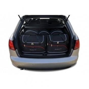 Kit de valises sur mesure pour Audi A4 B7 Avant (2004 - 2008)