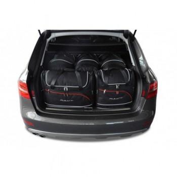 Kit de valises sur mesure pour Audi A4 B8 Avant (2008 - 2015)