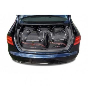 Kit de valises sur mesure pour Audi A4 B8 Berline (2008 - 2015)