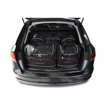 Kit de valises sur mesure pour Audi A4 B9 Avant (2015 - 2018)