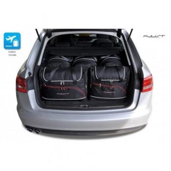 Kit de valises sur mesure pour Audi A6 C7 Allroad Quattro (2012 - 2018)