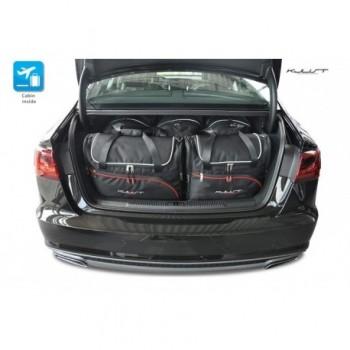 Kit de valises sur mesure pour Audi A6 C7 Berline (2011 - 2018)