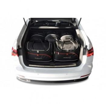 Kit de valises sur mesure pour Audi A6 C8 Break (2018-actualité)