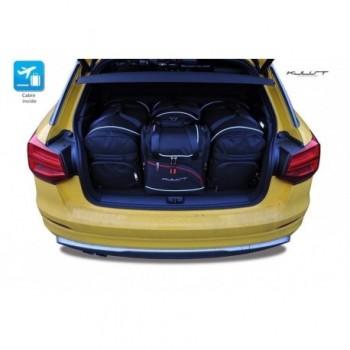 Kit de valises sur mesure pour Audi Q2