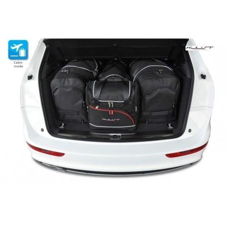 Kit de valises sur mesure pour Audi Q5 8R (2008 - 2016)
