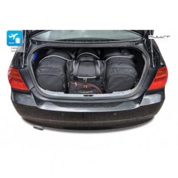 Kit de valises sur mesure pour BMW Série 3 E90 Berline (2005 - 2011)