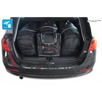 Kit de valises sur mesure pour BMW Série 3 F31 Break (2012 - 2019)