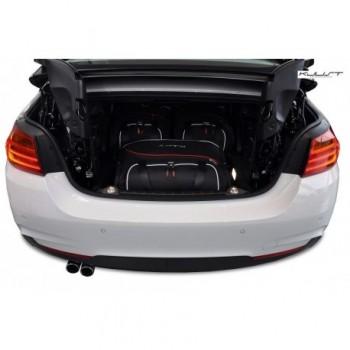 Kit de valises sur mesure pour BMW Série 4 F33 Cabriolet (2014 - actualité)