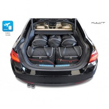 Kit de valises sur mesure pour BMW Série 4 F36 Gran Coupé (2014 - actualité)