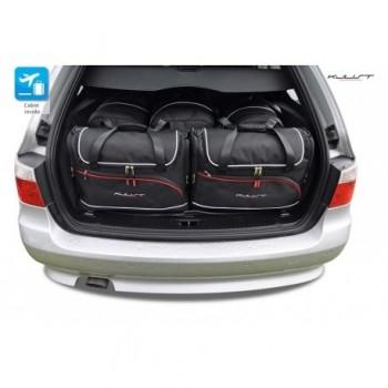 Kit de valises sur mesure pour BMW Série 5 E61 Break (2004 - 2010)