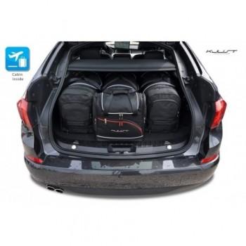 Kit de valises sur mesure pour BMW Série 5 F07 Gran Turismo (2009 - 2017)