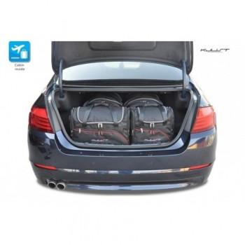 Kit de valises sur mesure pour BMW Série 5 F10 Restyling Berline (2013 - 2017)