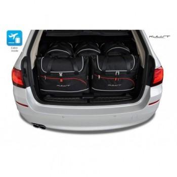 Kit de valises sur mesure pour BMW Série 5 F11 Restyling Break (2013 - 2017)