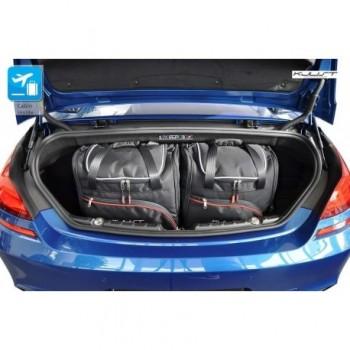 Kit de valises sur mesure pour BMW Série 6 F12 Cabriolet (2011 - actualité)