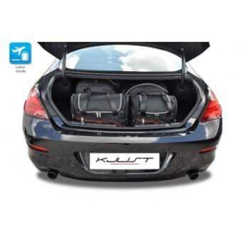 Kit de valises sur mesure pour BMW Série 6 F13 Coupé (2011 - actualité)
