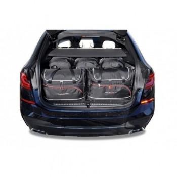 Kit de valises sur mesure pour BMW Série 6 G32 Gran Turismo (2017 - actualité)